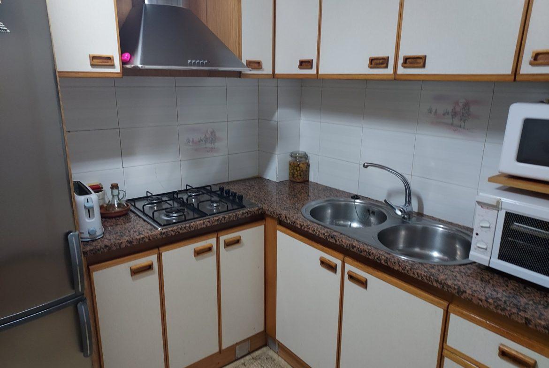 cocina. piso 3 habitaciones