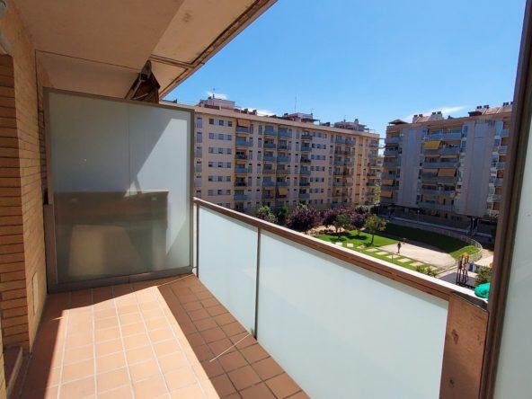 espectacular piso con terraza
