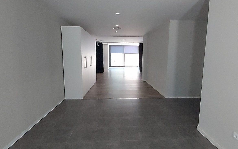 local / antes loft